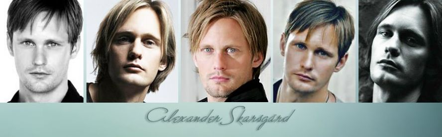 Alexander skarsgard shower