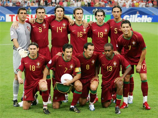 футбол мира 2010
