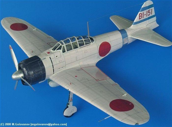 моделей самолётов,