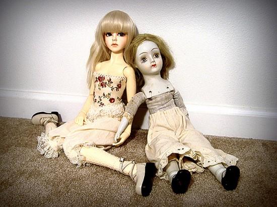 Как делать куклы фарфоровые