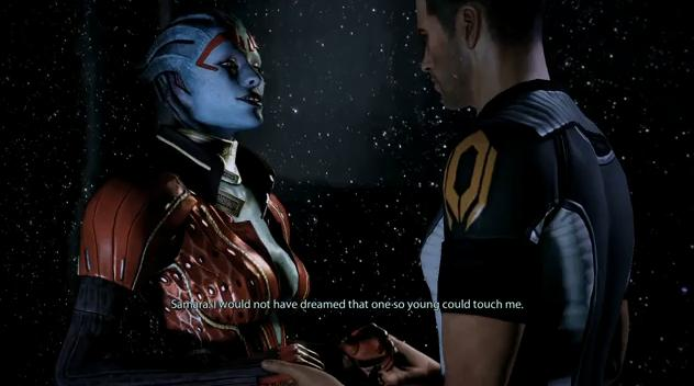 О чём они думают? - Mass Effect Fanfiction - Dragon Age