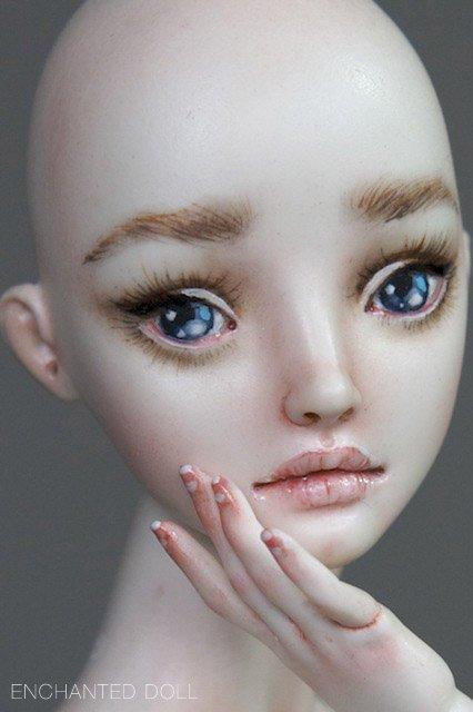 Фарфоровые куклы Марины Бычковой 72762533