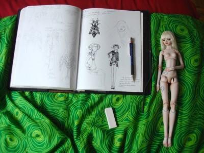 Фарфоровые куклы Марины Бычковой 72762586