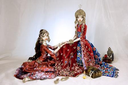 Фарфоровые куклы Марины Бычковой 72762620