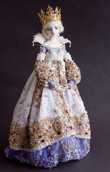 Фарфоровые куклы Марины Бычковой 72762646
