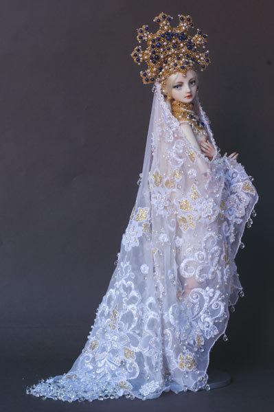Фарфоровые куклы Марины Бычковой 72762653