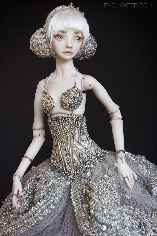 Фарфоровые куклы Марины Бычковой 72762759