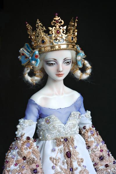 Фарфоровые куклы Марины Бычковой 72762788