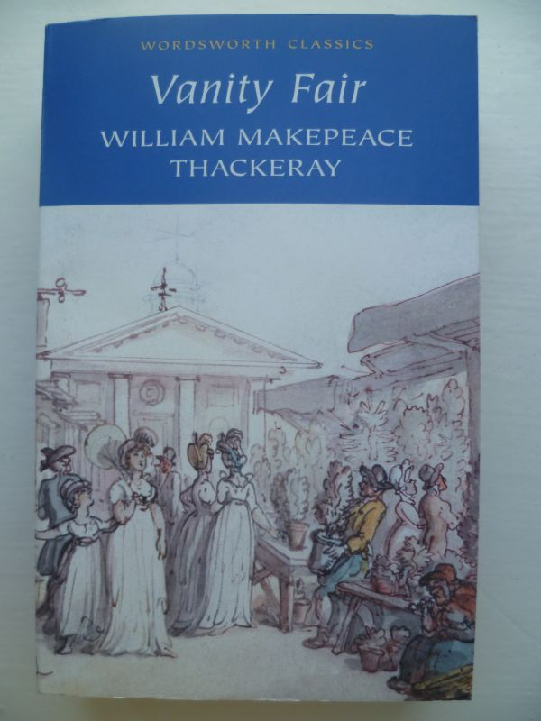 """vanity fair essay Vanity fair"""" book review """"vanity fair"""" by william makepeace thackeray is a satirical novel of manners, first published in 1848it has received impressive reviews and is most recognizable out of all thackeray's works."""