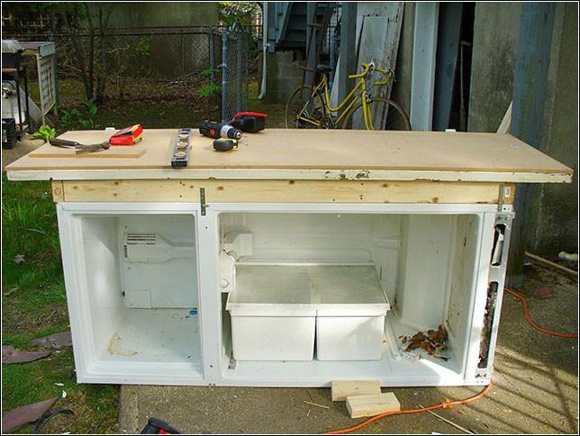 Как сделать своими руками из старого холодильника инкубатор