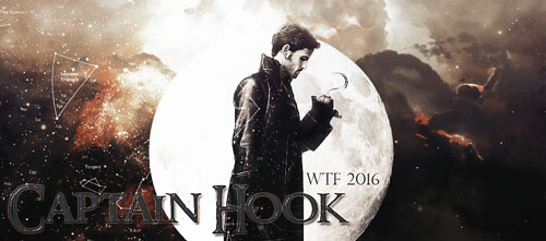 WTF Captain Hook 2016