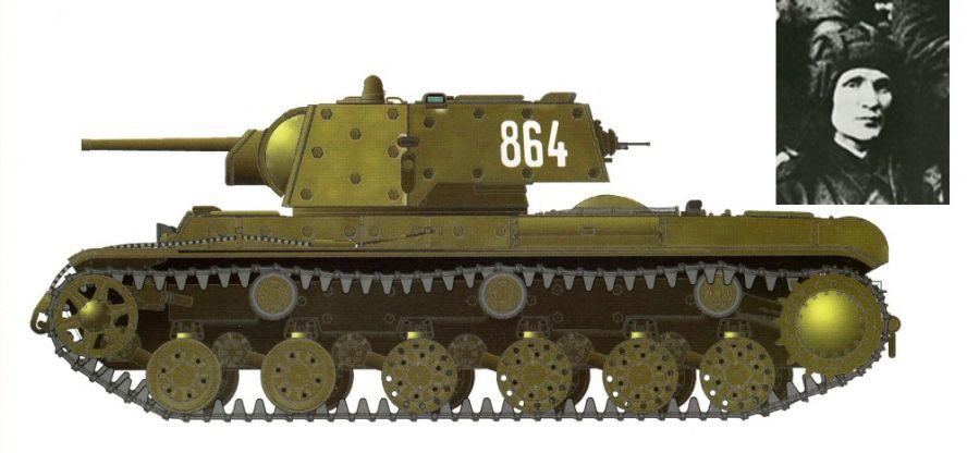 И один в поле воин. Особенно, если он танкист.