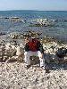 Море во время отлива. :)