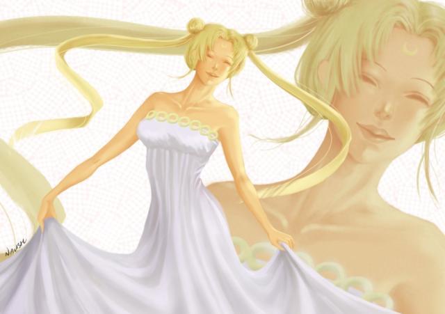 """Схема вышивки  """"Принцесса луны """": схема."""