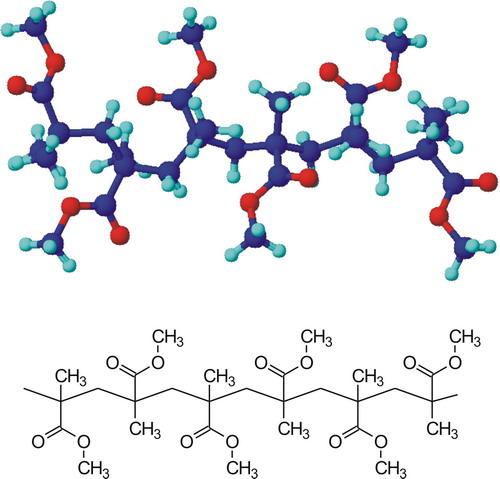 Американские ученые создали полимер, который способен восстанавливаться