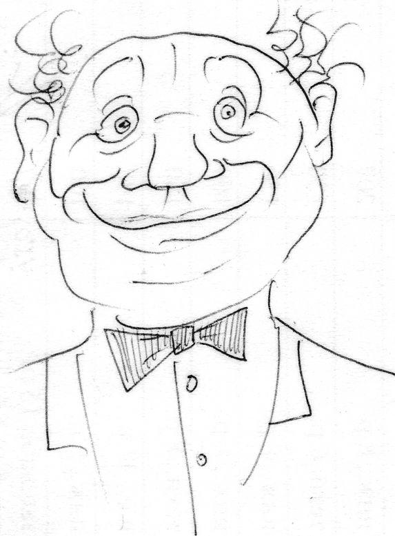 рисунки смешных человечков:
