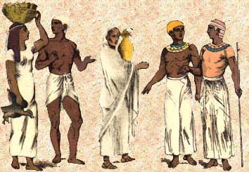 Egyptian Clothing Facts  Ancient Egypt for Kids