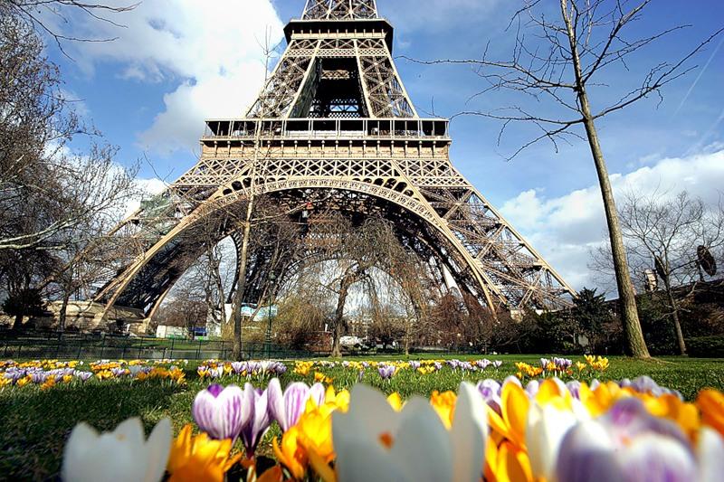 Нибудь и у меня будет весна в париже