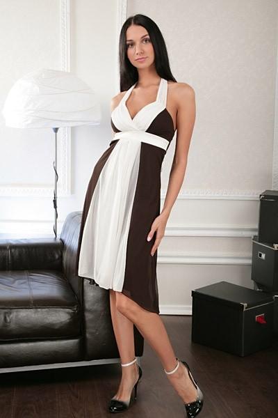 модные фасоны платьев фото.