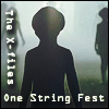 XF One String