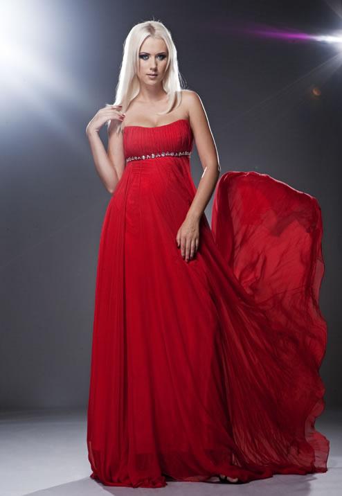 выпускное платье в греческом стиле отлично.