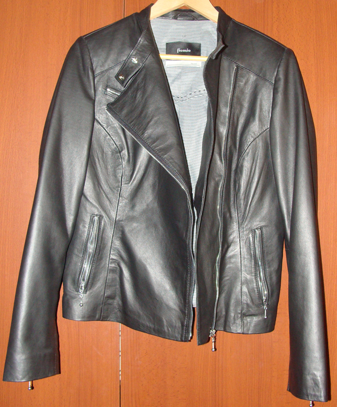 Кожаные Куртки В Питере Купить
