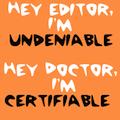 Das ist dein Doktor