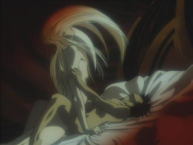 картинки про страсть и любовь аниме