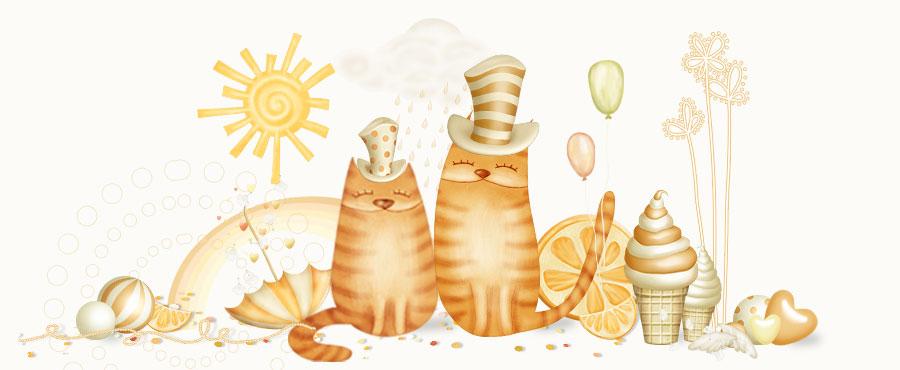 Котики sillvercat