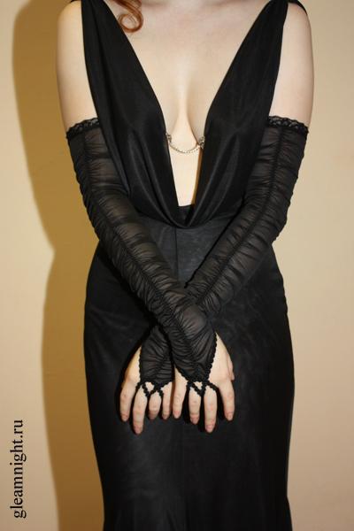 Перчатки Под Вечернее Платье Купить