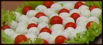 Рецепты творожные шарики с чесноком рецепт