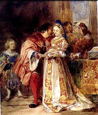 the merchant of venice portia essay