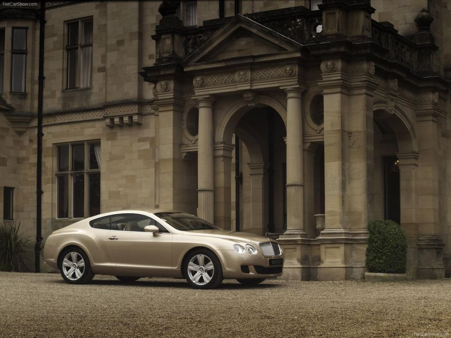 Обои Bentley Continental GT: Bentl…