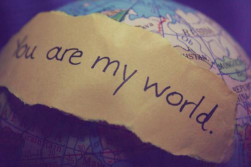 другой стороны, мой мир это ты ткань