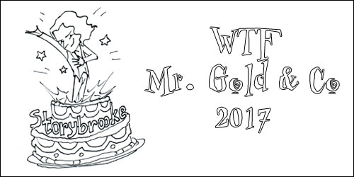 Баннер WTF Mr. Gold & Co 2017