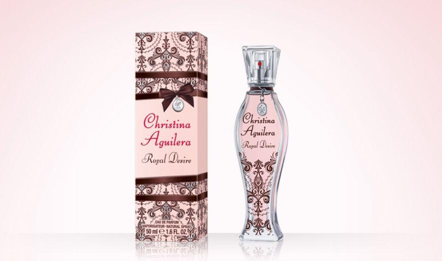 Christina Aguilera Royal Desire - обольстительный восточно-фруктовый...