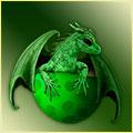 Зелено-Золотой Дракон