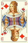 The Queen of Diamonds