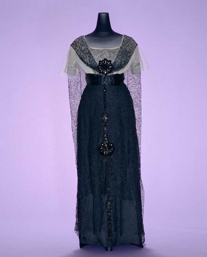Платье модерн своими руками