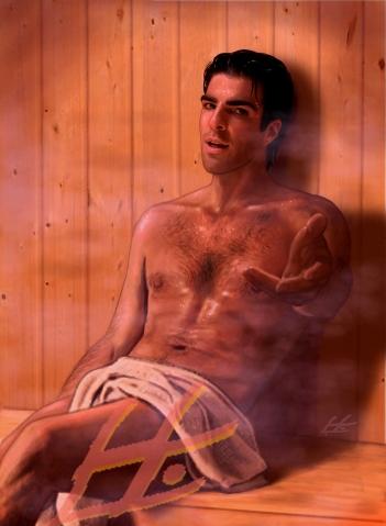 quinto naked Zachary