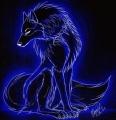 vreemde wolf