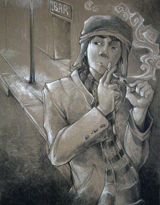 a psychoanalysis of holden caulfields daydreams Assignment 4 = character analysis edit 1 53 holden caulfield: he is a main character for the catcher in the rye and he is narrator of the story.