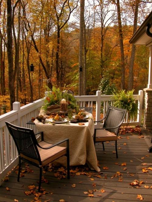 Осеннее экиОсеннее экиТеплые лоджии своими руками