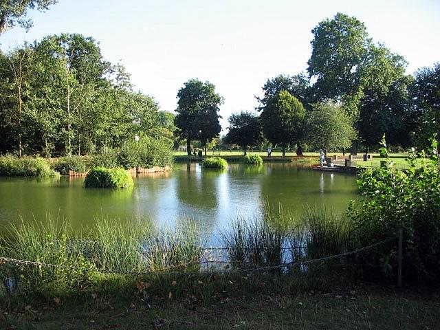 Темы англия парки