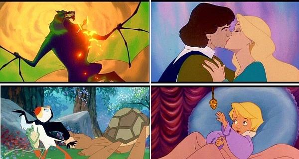 Принцесса лебедь - скачать мультфильм и скачать детские сказки