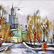 Москва на @дневниках