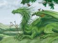 Оловянная ящерица
