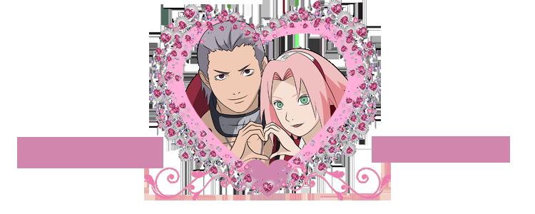 Хидан и Сакура поздравляют вас с Днем Всех Влюбленных!