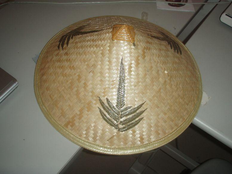 Как своими руками сделать вьетнамскую шляпу