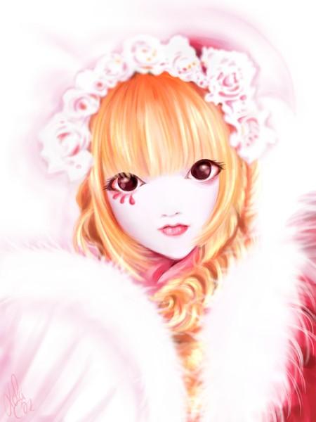 аниме девушки с карими глазами: